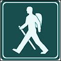 Wandelroutes icon