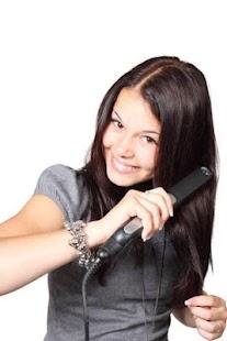女子髮型教程