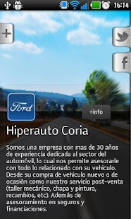 Hiperauto Coria- screenshot thumbnail