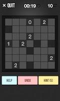 Screenshot of LightUp - Sudoku Style Game