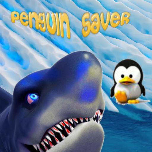 Penguin Saver Free LOGO-APP點子
