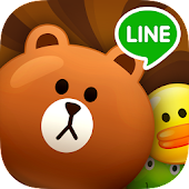 App LINE POP version 2015 APK