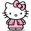 HD Hello Kitty Live Wallpaper icon