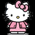 HD Hello Kitty Live Wallpaper icon