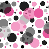 Polkadot Kawaii Live Wallpaper