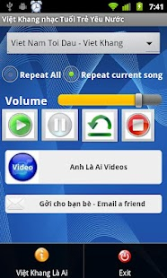 Việt Khang Nhạc Yêu Nước- screenshot thumbnail