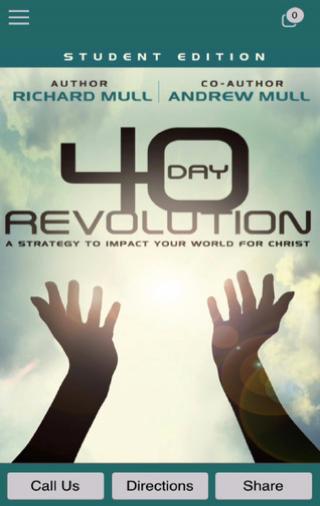 40 Day Revolution