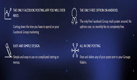 GrupPro , Facebook的市场营销应用程序