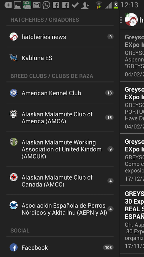 Alaskan Malamute Official- screenshot