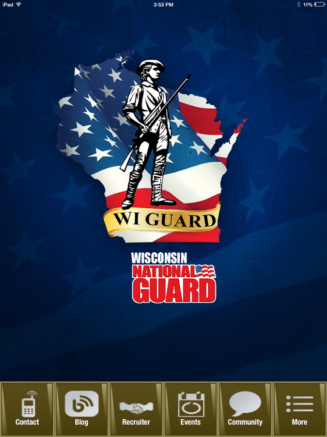Wisconsin National Guard - screenshot