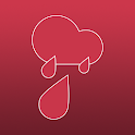 Rain & Snow Alert - Alarm icon