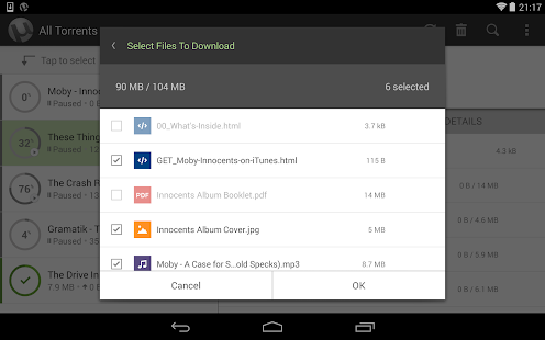 µTorrent® Pro - Torrent App- screenshot thumbnail