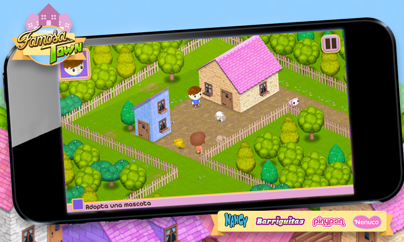Famosa Town- screenshot