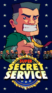 Super Secret Service- screenshot thumbnail
