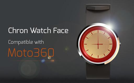 Chron Watch Face