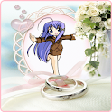 Dancing Doll 3D Live Wallpaper icon