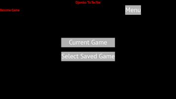 Screenshot of Ojambo Tic Tac Toe Game