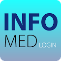 InfoMed login logo