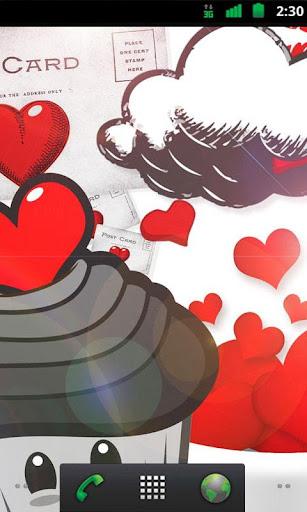 愛の壁紙 - フリー