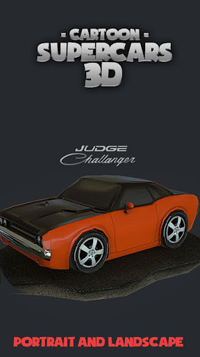 Toon Cars Challenger 3D lwp