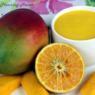 Mango-Tangerine Dressing.