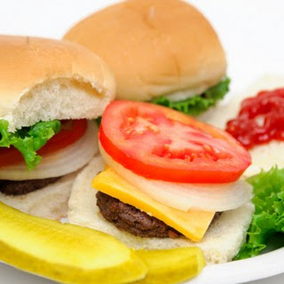 Block Buster Burger Bites