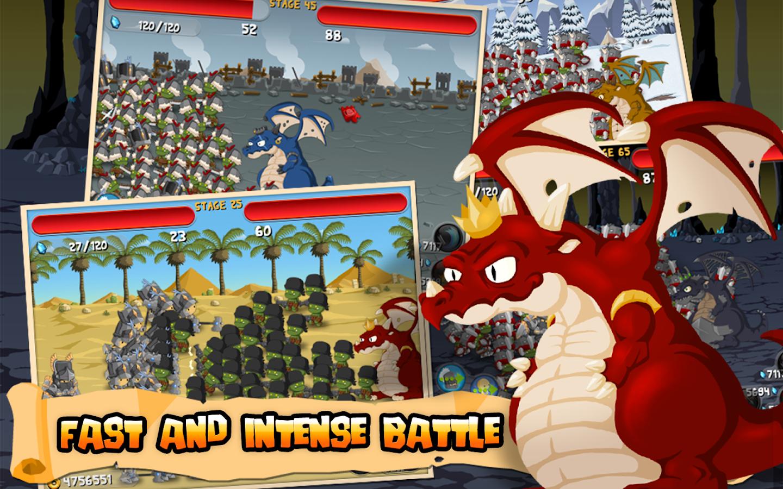 Screenshots of A Little War for iPhone