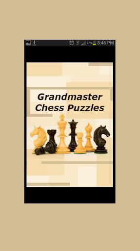 Grandmaster Chess Puzzles