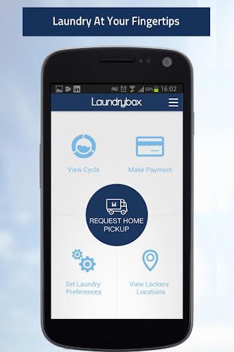 Laundrybox App