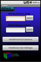 Screenshot of Truth or Dare -Awesome Edition
