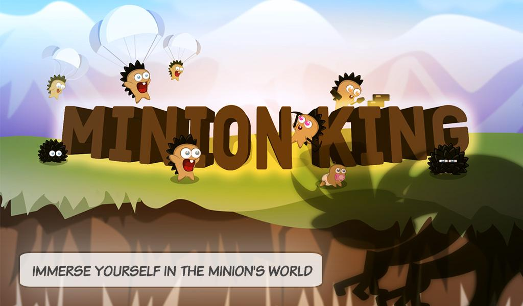 Minion King - Save the Minions - screenshot