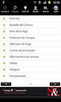 Screenshot of Turismo España GPS