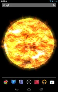 Your very own Sun! - screenshot thumbnail