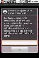 Screenshot of Secret World - Diario Spanish