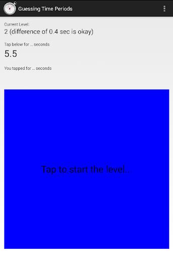 玩免費休閒APP|下載Tap the Time app不用錢|硬是要APP