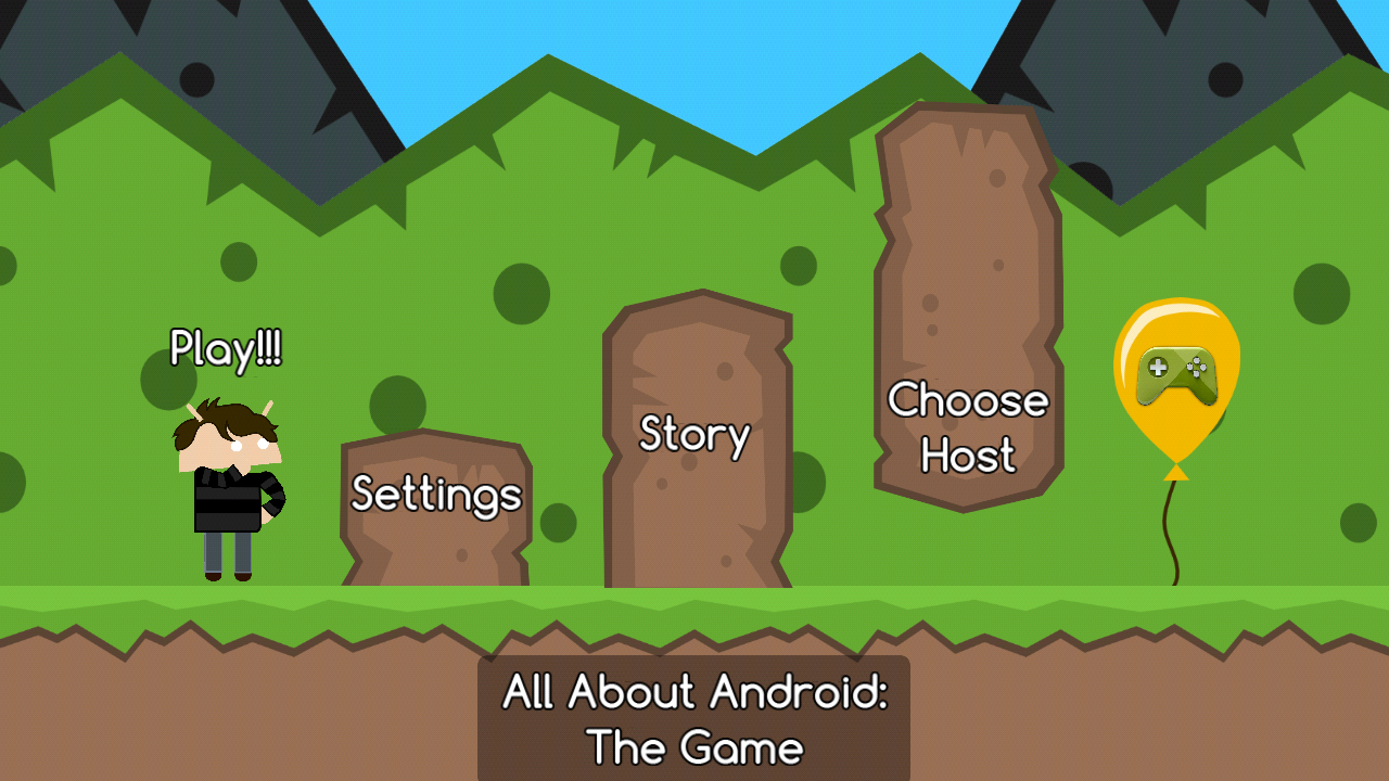 All About Android: The Game- screenshot