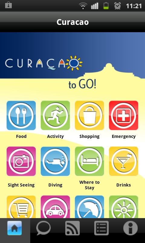 Curacao to GO - screenshot