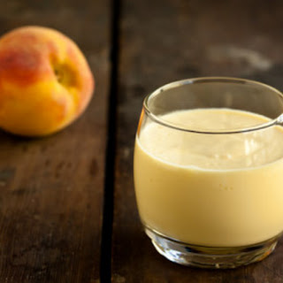 Creamy Peach Smoothie Recipe