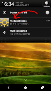 Well Brightness (-78% ~ 100%)- screenshot thumbnail