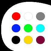APW Theme 255 Round White
