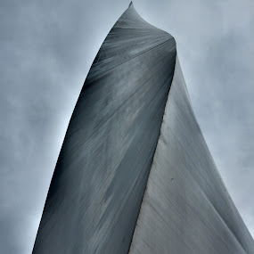 The Twisted Obelisk,  by Steve Cooke - Buildings & Architecture Statues & Monuments (  )