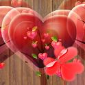 Fabulous Hearts Launcher Theme icon