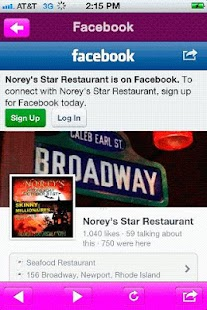 Norey's - screenshot thumbnail