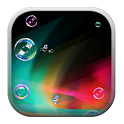 Bubble Top Live Wallpaper icon