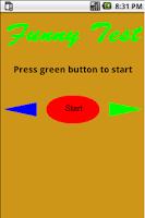 Screenshot of Funny Test
