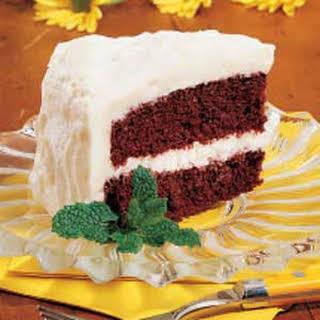Easy Red Velvet Cake Recipe.