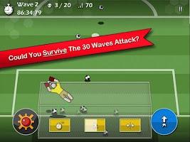 Screenshot of Ultimate GoalKeeper (Arcade)