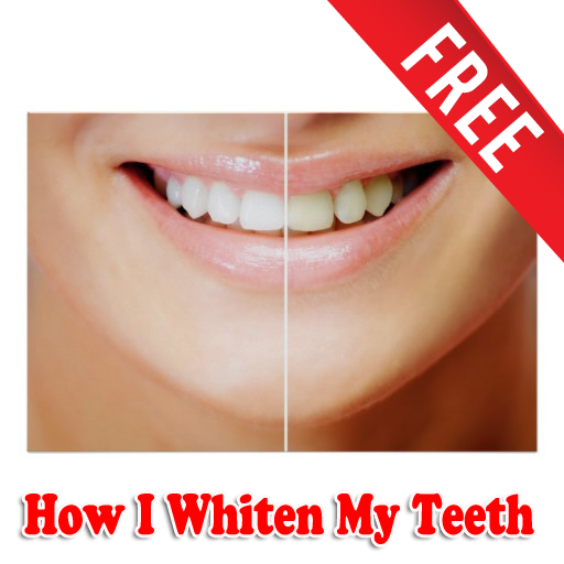 How I Whiten My Teeth