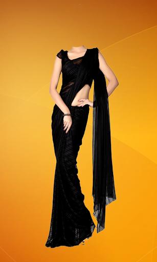 Indian Saree Photo suit
