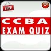 CCBA Exam Quiz Free